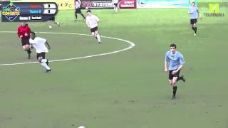 Juan-Pablo Pimienta- #69- Player Highlights from 2014 USL PRO Soccer Combine