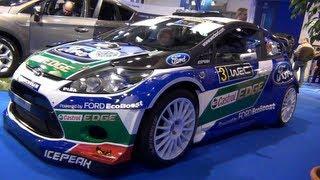 (HD) Brandnew 2012 Ford Fiesta WRC EcoBoost