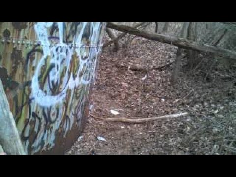 Abandoned Van, St ys Water Tank and Pool Ellicott City, MD Raw Footage Part 4