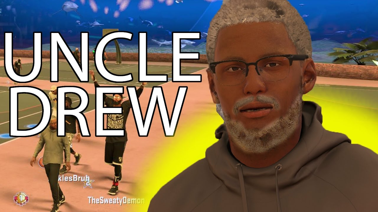 UNCLE DREW (NBA 2K17 EDITION)