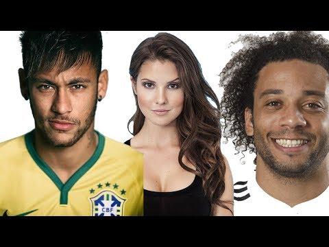 El CLÁSICO 2017 | Amanda Cerny, Neymar, Marcelo