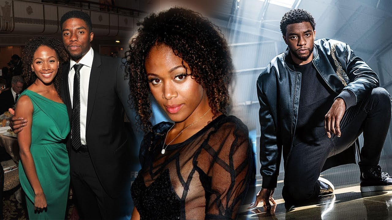 Omg Black Panther Chadwick Boseman S Gf Is Not Too Friendly With Lupita Youtube