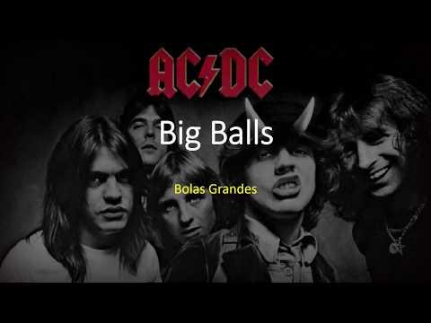 Big Balls - AC/DC (Letra y Traducción)