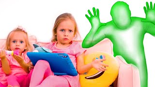 أفضل سلسلة قصص تربوية وأخلاقية للأطفال   فخ مضحك - أغنية الأطفال   Collection Kids Songs