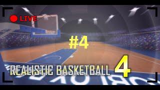 LAC v MIA ROBLOX BASKETBALL RB4 LIVE #4