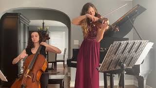 Can't Help Falling in Love With You, String Duo