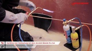 ALLGAS Mobile Pro – Hartlöten / Hard Soldering