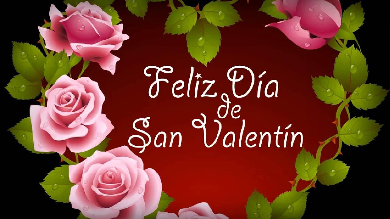 Una Frase Para Ti En El Dia De San Valentin Youtube