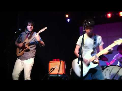 The Cigarette Bums - Destruction is How I Function - Live at The Echo - Los Angeles/CA