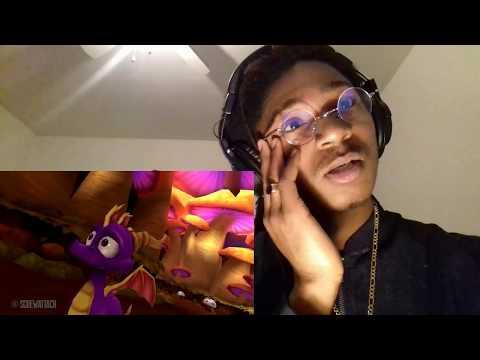 DRAGONS FOREVER!!🐉💜 Crash VS Spyro  DEATH BATTLE! REACTION!!