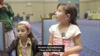 cochlear recipients experience true wireless freedom with cochlear wireless accessories
