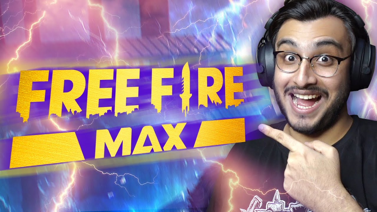 Download FREE FIRE MAX EARLY ACCESS   RAWKNEE