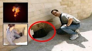 Alien Tombs Hidden Under The Great Sphinx?