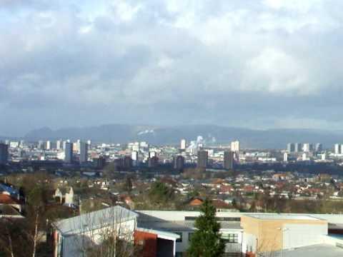 Castlemilk Glasgow Viewpoint