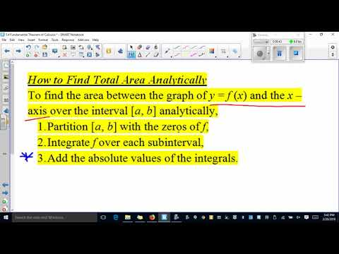 5 4 Part 3 Fundamental Theorem of Calculus