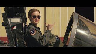 «Капитан Марвел» трейлер 2 2019 (RUS)