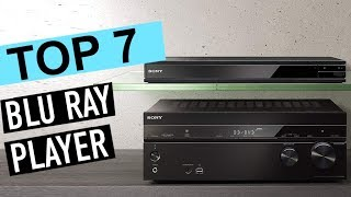 BEST BLU RAY PLAYER 2020