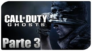 Call of Duty: Ghosts Gameplay Español Parte 3 - Pc 1080p 60fps - No Comentado