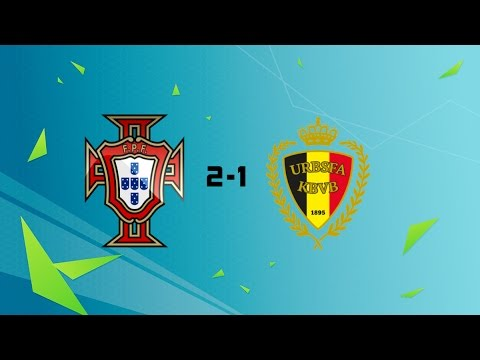 Portugal vs Belgium 21 All Goals & Highlights HD 290316