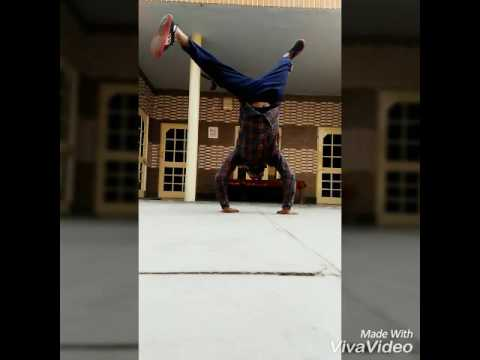 Bboy vinod India Bboy new move try