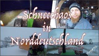 FarmVLOG#92 - Schneechaos in Norddeutschland