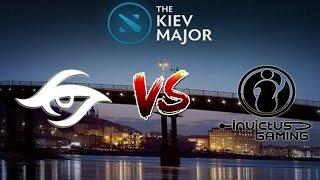 Team Secret vs iG bo3 The Kiev Major 2017 [2-0] thumbnail