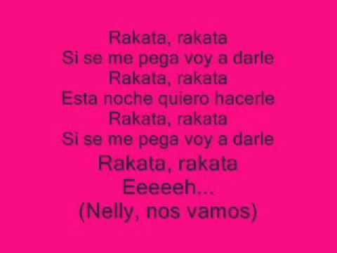 Luny Tunes ft. wisin & Yandel - Rakata Lyrics