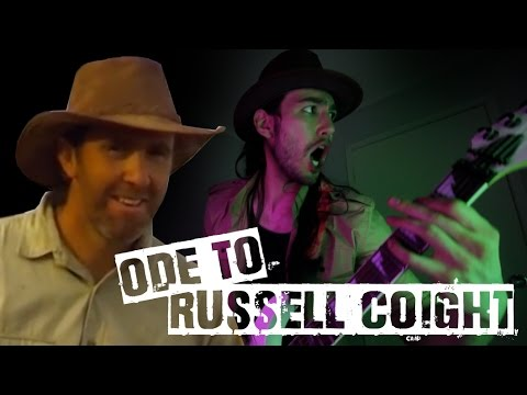 Ode To Russell Coight All Aussie Adventures