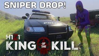 » SNIPER DROP! « - Killer auf weiter Distanz ,H1Z1 KING OF THE KILL