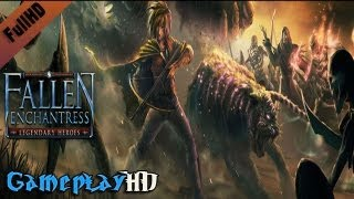 Fallen Enchantress: Legendary Heroes Gameplay (PC HD)