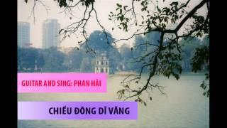 Chiều đông dĩ vãng - guitar - Phan Hải