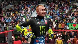 Rossi VS Marquez 2019 Championship Battle WWE Parody Smackdown Lucu
