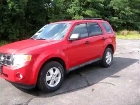 2009 Ford Escape V6 Au...2009 Ford Escape Xlt Battery Light Stays On