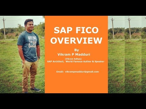 SAP FICO Overview  Most Popular