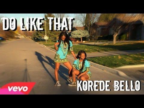 Koredo Bello - Do Like That Dance Choreography Twin Version #DoLikeThat