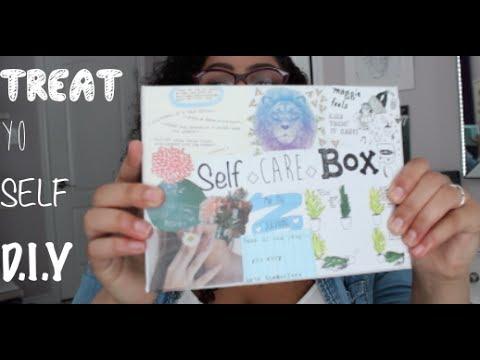 DIY self care box | The Fashion Tribe