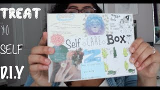 DIY self care box | The Fashion Tribe