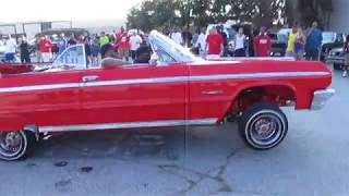 LS Swapped 64 Impala Lowrider @ Midwest Fest
