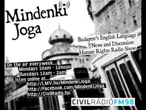 Hungary: Trouble for Democracy and Rule of Law - Explaining the Basics - Mindenki Joga Radio Show