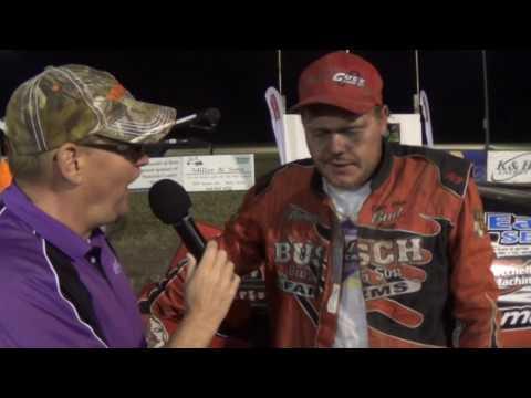 Post-race: Johnathon Logue