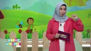 Çocuk Atölyesi 563.Bölüm - Sincaba Fındık Yedirme Oyunu 2017 Video