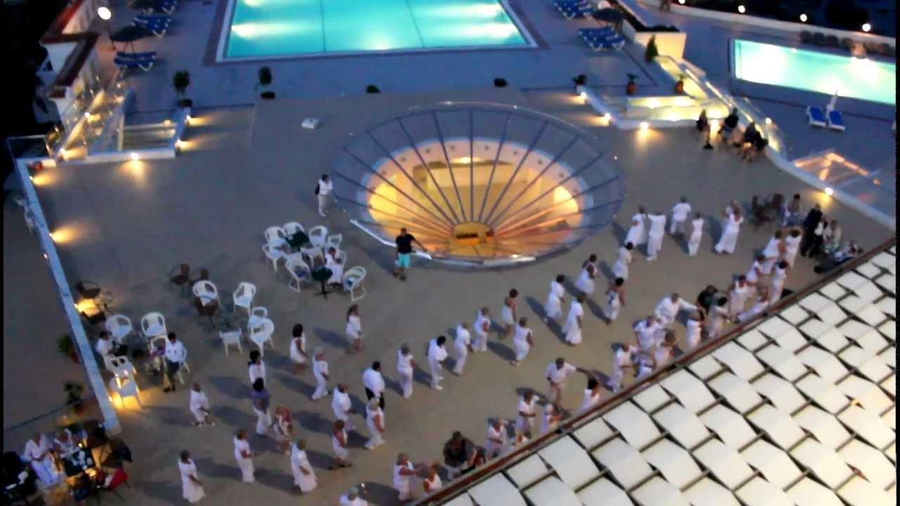 Eden Roc Resort Hotel 2011  Rhodes Greece