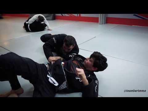 Half Guard Kimura Sweep
