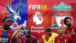 FIFA 18 - คริสตัลพาเลซ VS ลิเวอร์พูล - พรีเมียร์ลีกอังกฤษ(สุดยอดซุปเปอร์เซฟ)
