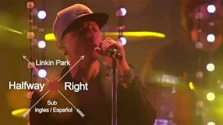 Linkin Park - Halfway Right (Music Video) memories of chester bennington (Sub Ingles / Español)