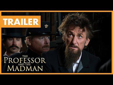 The Professor And The Madman Trailer (2019) | Binnenkort Verkrijgbaar