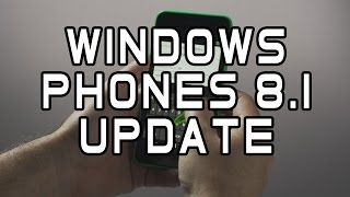 Windows Phone 8.1 Update (Cortona) | TechTime | Week 2
