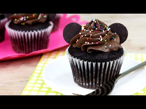How to Make Nutella Cupcakes!