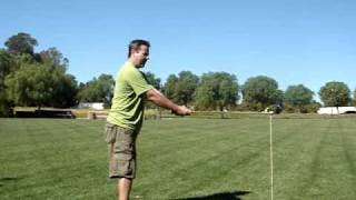 The ultimate golf lesson: Plane and Release by feel.
