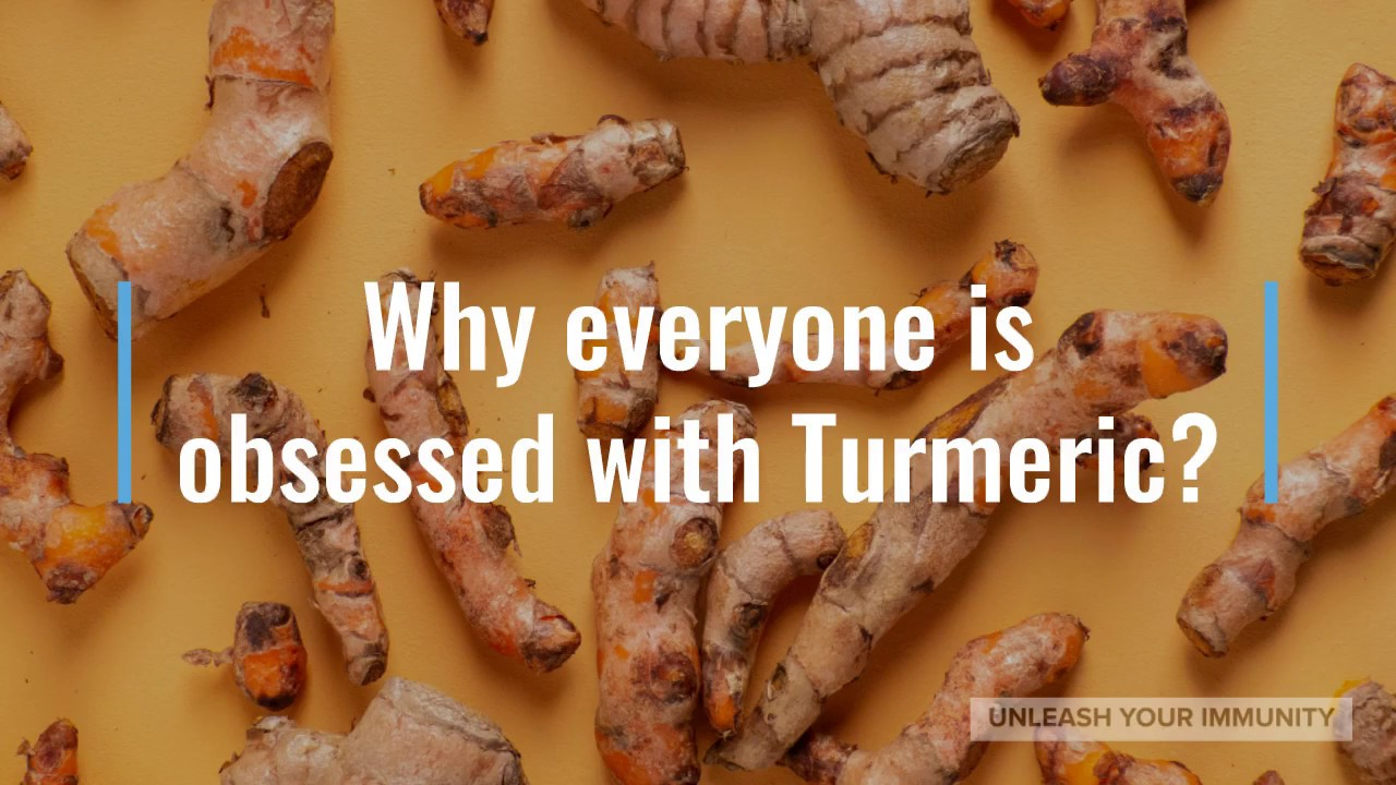 Turmeric, the herb that contains curcumin